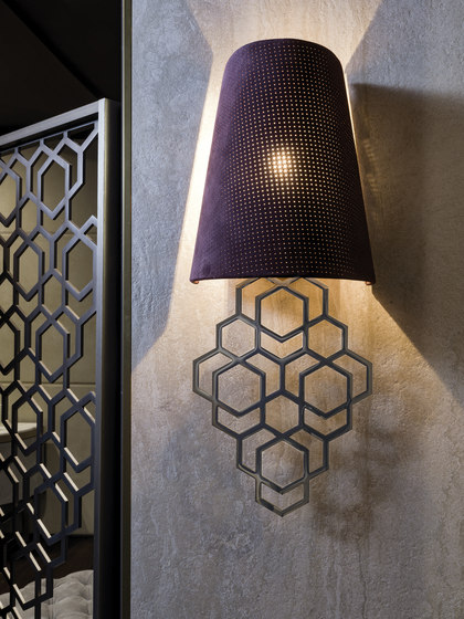 Anouk by Longhi S.p.a.   Wall lights
