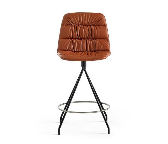 Maarten stool by viccarbe | Bar stools