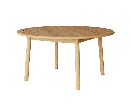 Tanso   Round Table di Case Furniture   Tavoli pranzo