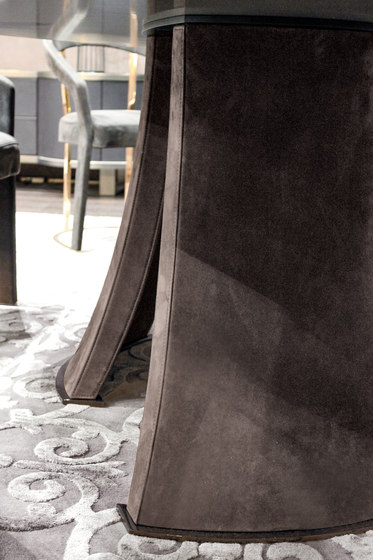 Damien by Longhi S.p.a. | Dining tables