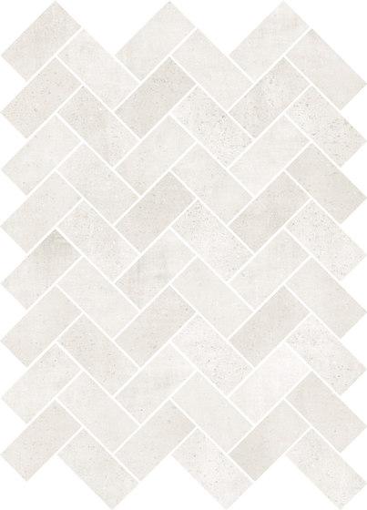 Boreal Espiga White de KERABEN | Carrelage céramique