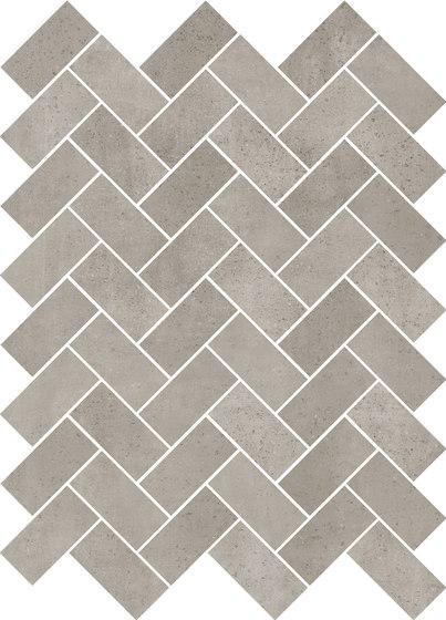 Boreal Espiga Grey di KERABEN | Piastrelle ceramica