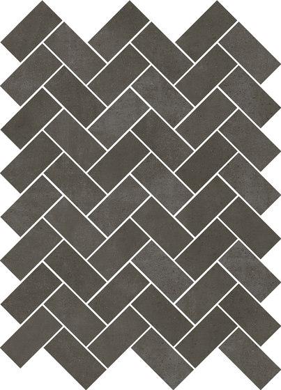 Boreal Espiga Black by KERABEN | Ceramic tiles