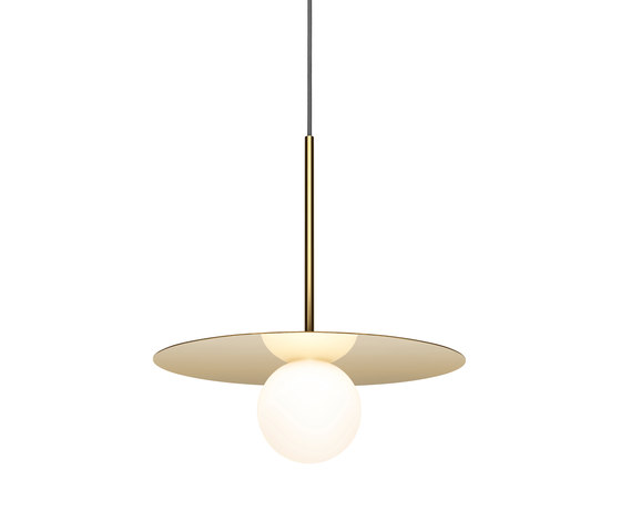 Bola Disc 12 Pendant by Pablo | Suspended lights