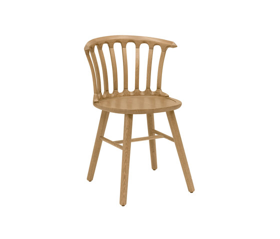 San Marco chair oak oiled de Hans K | Sillas