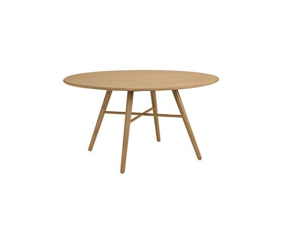San Marco Tisch Rund 140 cm Eiche Geölt von Hans K | Esstische