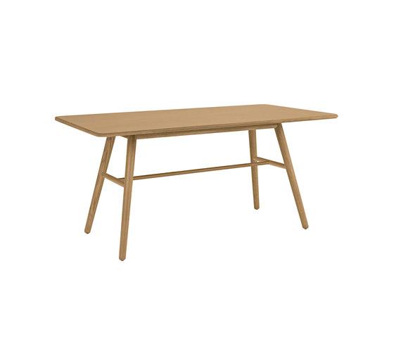 San Marco table 170x85cm oak oiled di Hans K | Tavoli pranzo