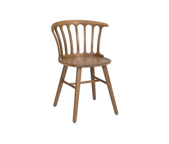 San Marco chair oak grey de Hans K | Sillas