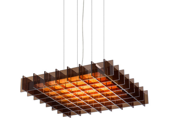 Grid 1x1 Pendant by Pablo   Suspended lights