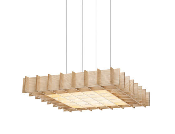 Grid 1x1 Pendant by Pablo | Suspended lights