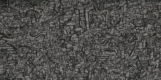Plain Doodle Iron de Refin | Baldosas de cerámica