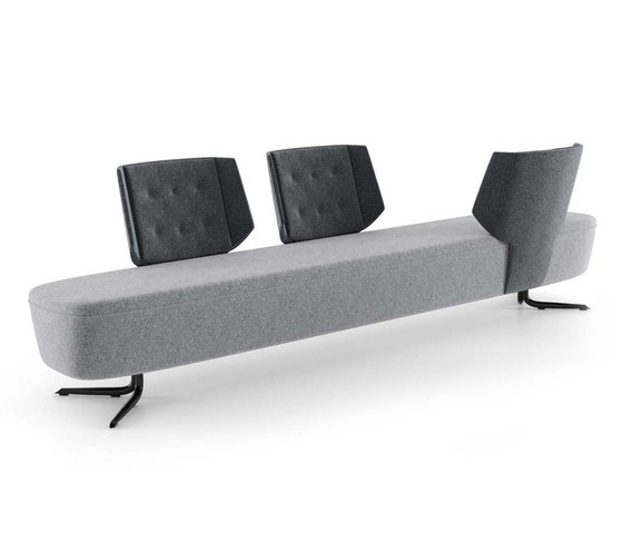 Embrasse Panca | Sofa de Estel Group | Bancs