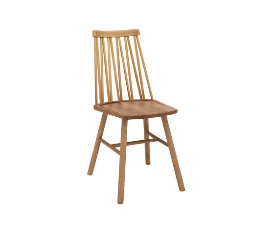 ZigZag chair oak oiled de Hans K | Sillas