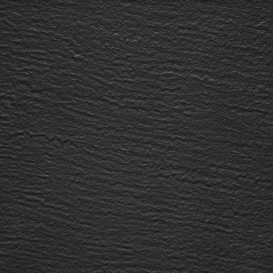 Dune | Nero Assoluto von Lapitec | Keramik Platten
