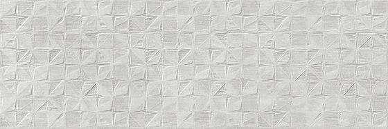 Groove Art Grey de KERABEN | Carrelage céramique
