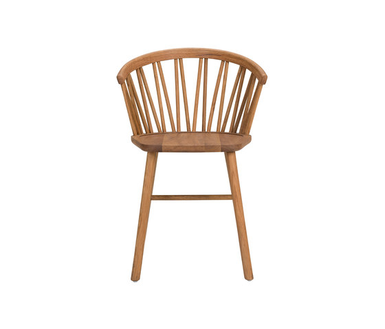 ZigZag Armchair oak oiled by Hans K | Chairs