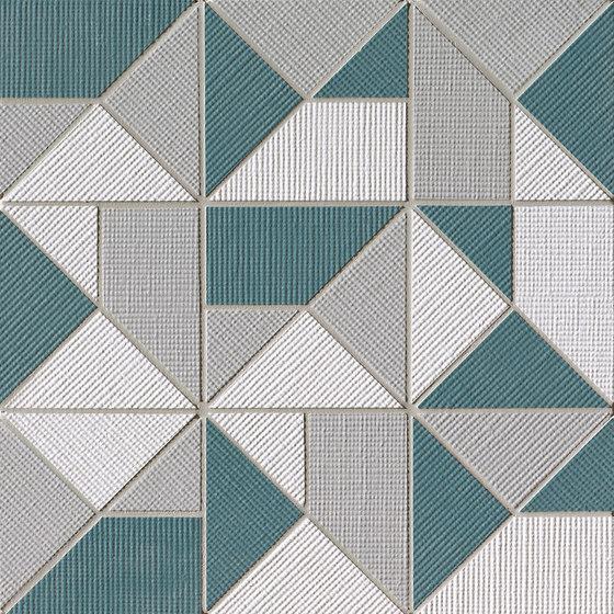 Milano&Wall Cielo Origami Mosaico de Fap Ceramiche | Mosaicos de cerámica