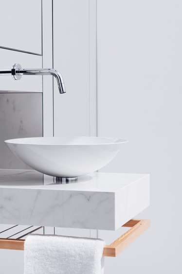 Badmodul by baqua | Wash basins
