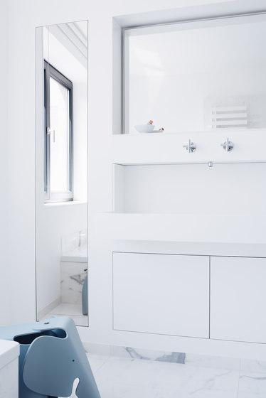 Badmodul by baqua | Wash basins