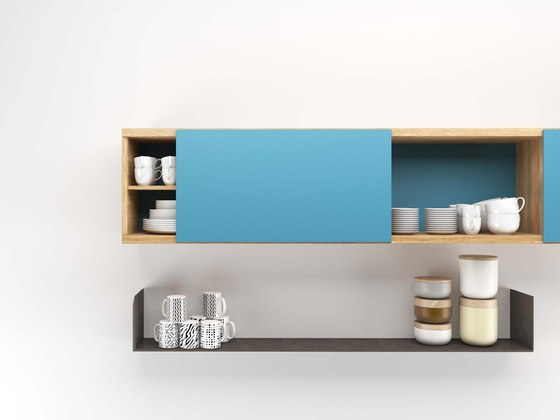 Buffet | Mensole Pensini by Estel Group | Shelving