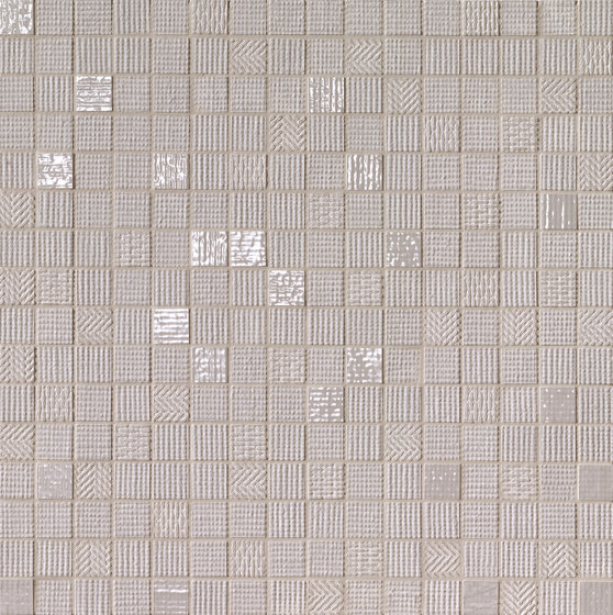 Milano&Wall Grigio Mosaico de Fap Ceramiche | Mosaïques céramique