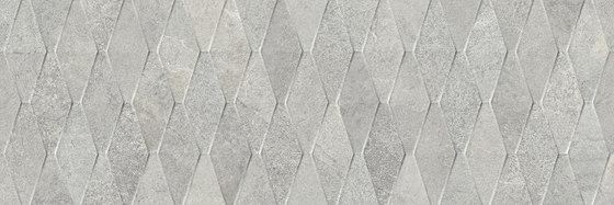 Mixit Art Gris by KERABEN | Ceramic tiles
