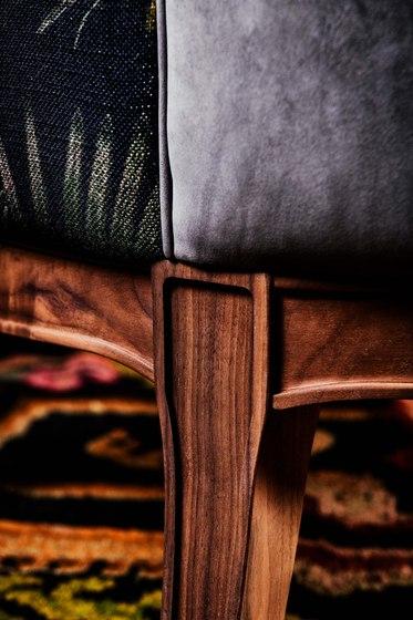 Dafne Armchair by black tie | Armchairs