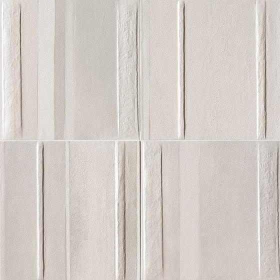 Milano&Floor Bianco Deco di Fap Ceramiche | Piastrelle ceramica