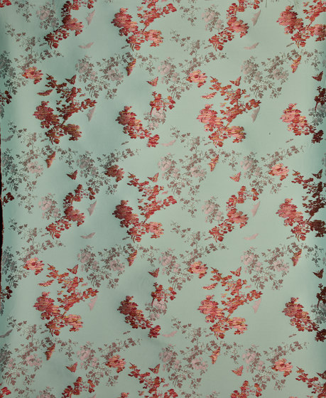 Butterfly Revival col. 001 by Dedar | Drapery fabrics