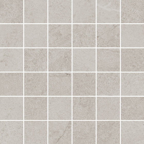 Mixit Mosaico Blanco by KERABEN | Ceramic tiles