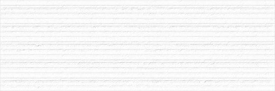 Mood Strata Blanco de KERABEN | Carrelage céramique
