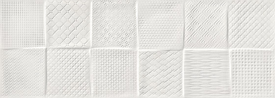 Remake Concept Blanco di KERABEN | Piastrelle ceramica