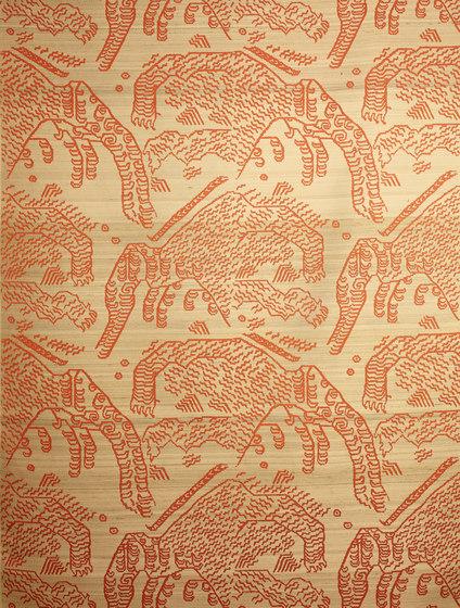 Tiger Silk col. 003 de Dedar   Tejidos decorativos