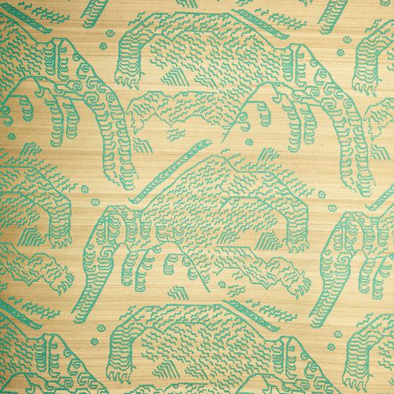 Tiger Silk col. 004 by Dedar | Drapery fabrics
