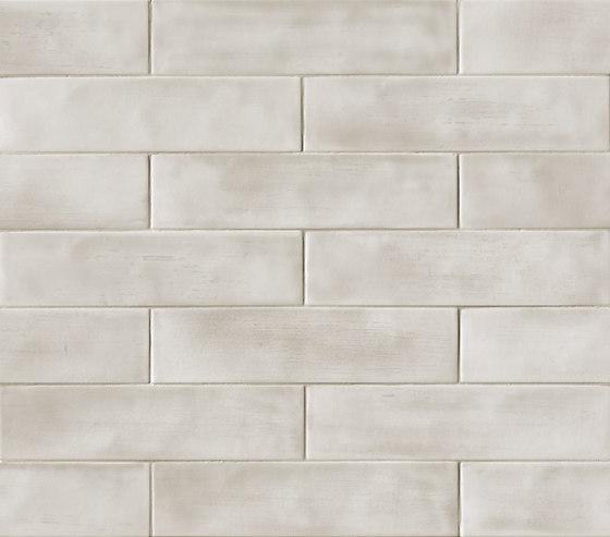 Brickell White Gloss by Fap Ceramiche | Ceramic tiles