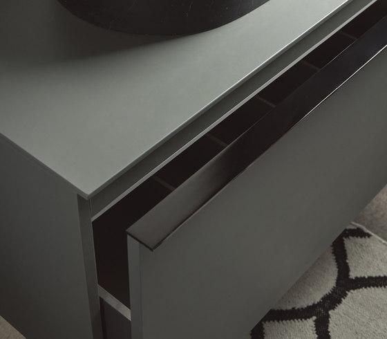 Strato Collection - Set 6 by Inbani   Wash basins