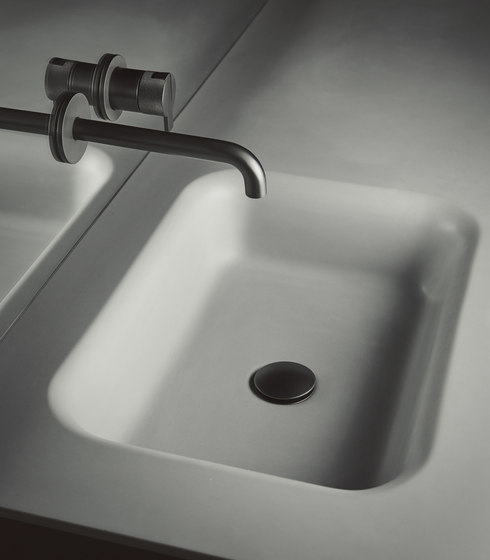 Strato Collection - Set 9 by Inbani | Wash basins