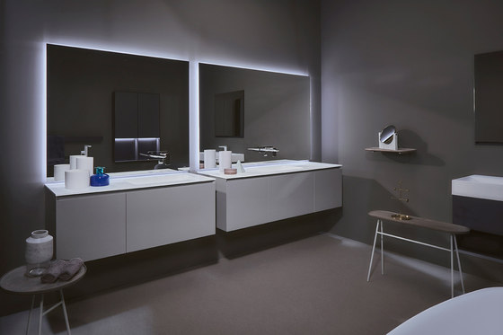 Strato Collection - Set 13 by Inbani | Wash basins
