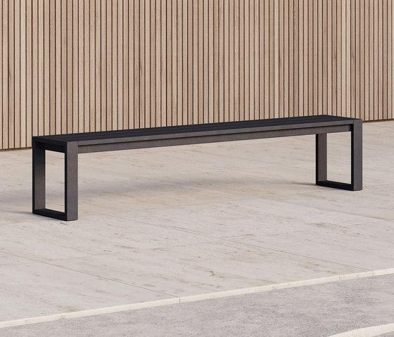 Eos | Communal Bench de Case Furniture | Bancos