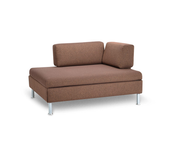 BED for LIVING Duetto by Swiss Plus | Sofas