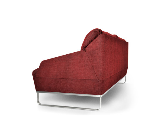 BED for LIVING Deluxe di Swiss Plus | Divani