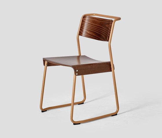 Canteen Utility Chair di VG&P | Sedie
