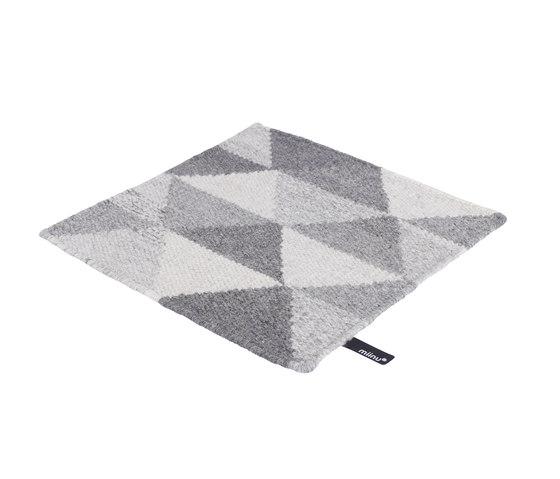 Webley 202 | Multi Gray von Miinu | Formatteppiche