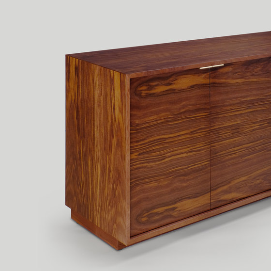 lineground media system von Skram | Multimedia Sideboards