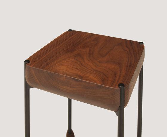 altai side table di Skram   Tavolini alti