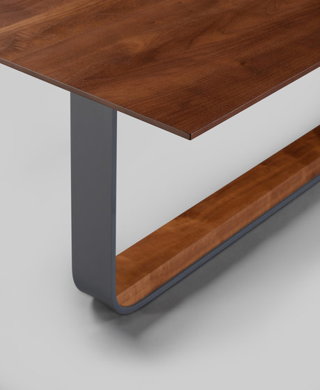 piedmont conference table by Skram | Dining tables