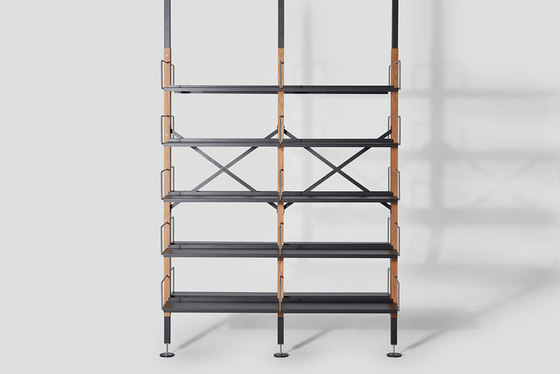 Croquet Shelving Compression von VG&P | Regale