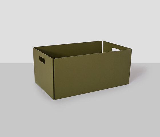 VG&P Basket Large by VG&P | Storage boxes