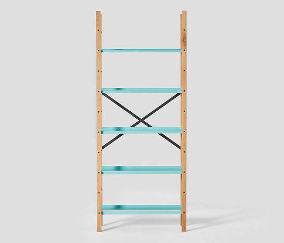 Croquet Freestanding Shelving 5 Shelf by VG&P | Shelving