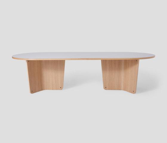 VG&P Y-table di VG&P   Tavoli contract